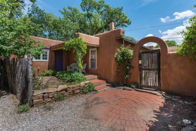 955 Camino Santander, Santa Fe, NM 87505 (MLS #201903607) :: The Very Best of Santa Fe