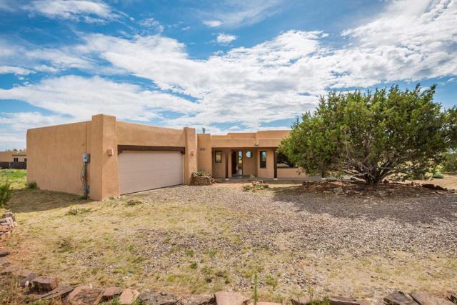 31 Caliente Rd., Santa Fe, NM 87508 (MLS #201903618) :: The Desmond Group