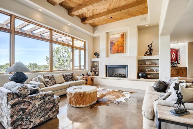 9 Camino De Brazos, Lamy, NM 87540 (MLS #201903619) :: The Very Best of Santa Fe