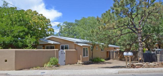 1509 Camino Sierra Vista, Santa Fe, NM 87505 (MLS #201903620) :: The Very Best of Santa Fe