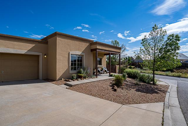 6801 Sunset Circle, Santa Fe, NM 87507 (MLS #201903629) :: The Desmond Group