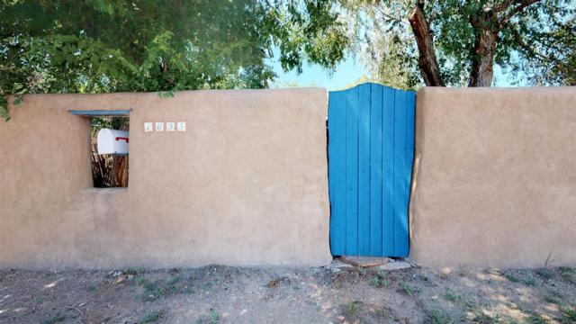 1635 Jay, Santa Fe, NM 87505 (MLS #201903636) :: The Desmond Group