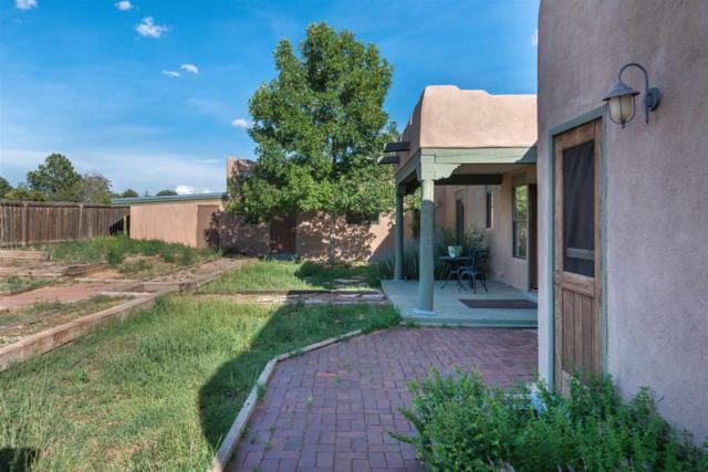 13 Bonito Court, Santa Fe, NM 87508 (MLS #201903656) :: The Desmond Group