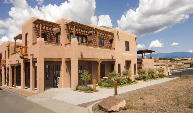 54B Avenida Aldea, Santa Fe, NM 87507 (MLS #201903681) :: The Very Best of Santa Fe