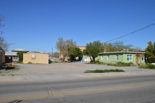 1528 Fifth St, Santa Fe, NM 87505 (MLS #201903684) :: The Desmond Group