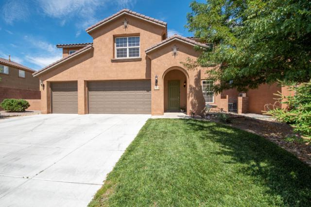 31 Paseo Vista Loop, Rio Rancho, NM 87124 (MLS #201903710) :: The Desmond Group