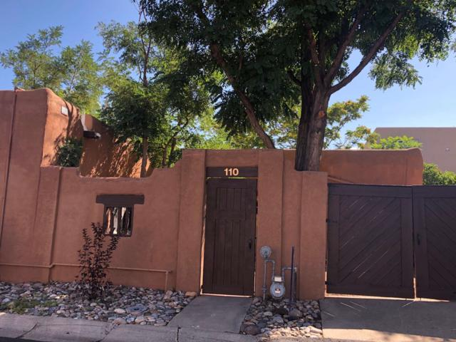 985 Agua Fria #110, Santa Fe, NM 87501 (MLS #201903711) :: The Desmond Group
