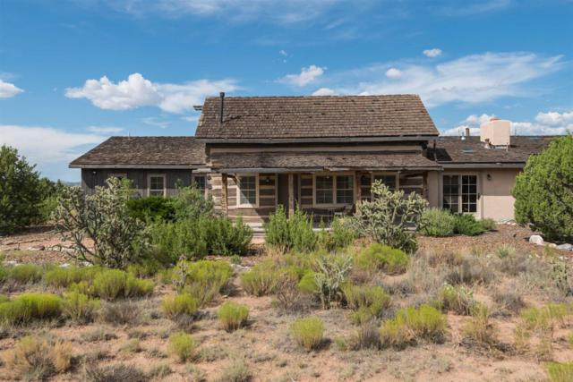 84 Silver Spur, Cerrillos, NM 87010 (MLS #201903715) :: The Very Best of Santa Fe