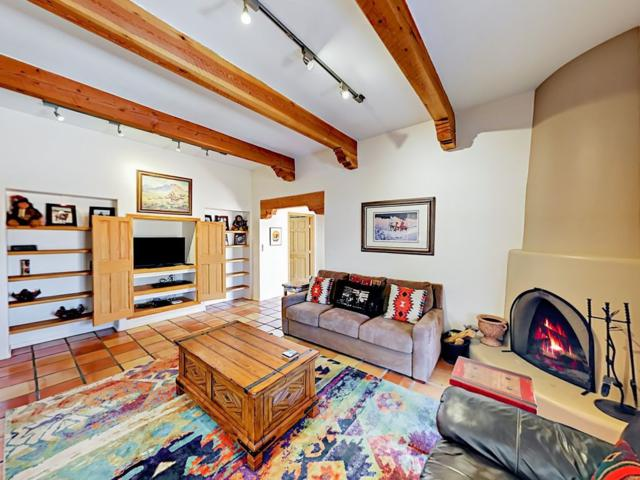 601 Don Canuto B, Santa Fe, NM 87505 (MLS #201903723) :: The Desmond Group