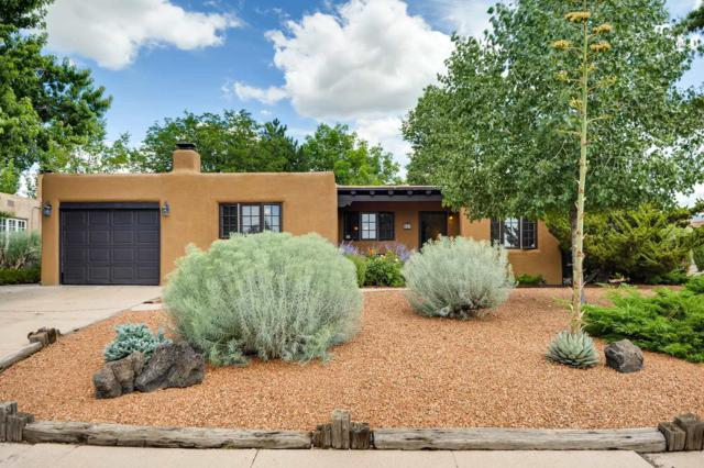 117 Alamo Drive, Santa Fe, NM 87501 (MLS #201903742) :: The Very Best of Santa Fe