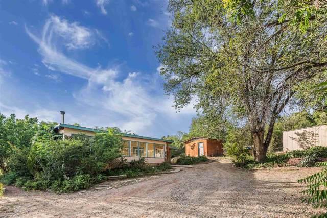 56 Camino Rincon, Pecos, NM 87552 (MLS #201904214) :: The Very Best of Santa Fe