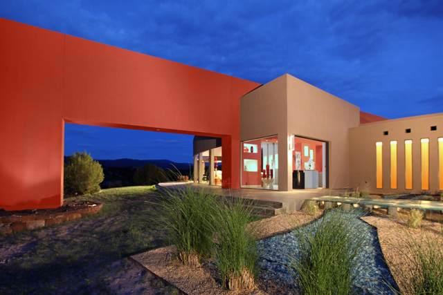 12 Calle De Luz, Santa Fe, NM 87506 (MLS #201904220) :: The Very Best of Santa Fe