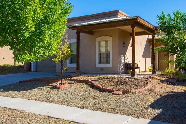 4611 Solecito Loop, Santa Fe, NM 87507 (MLS #201904233) :: The Very Best of Santa Fe