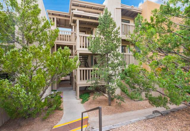 941 Calle Mejia, 622, Santa Fe, NM 87501 (MLS #201904235) :: The Very Best of Santa Fe