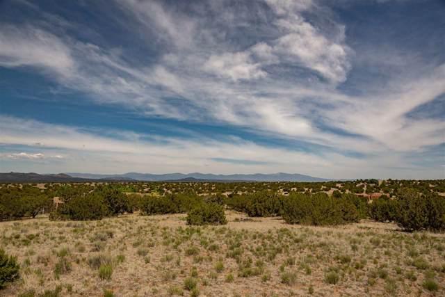 10 Sendero De La Vida Lot #7, Santa Fe, NM 87506 (MLS #201904236) :: The Desmond Group