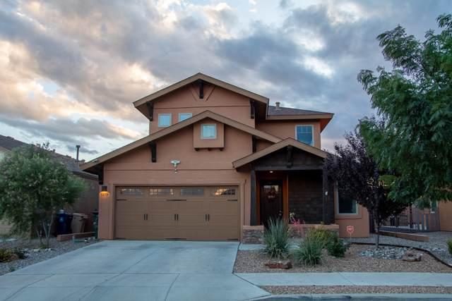 5279 Via Del Cielo, Santa Fe, NM 87507 (MLS #201904254) :: The Desmond Group