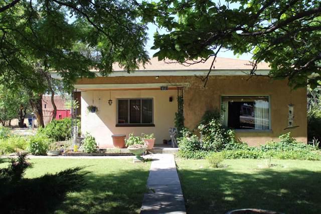 610 S Riverside Drive, Espanola, NM 87510 (MLS #201904255) :: The Desmond Group