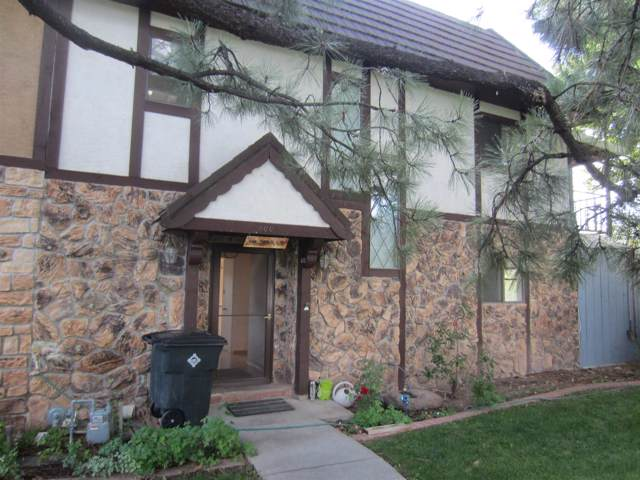 400 Oppenheimer Dr, Los Alamos, NM 87544 (MLS #201904260) :: The Desmond Group