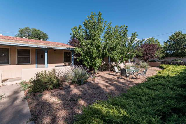 830,832,834,836 Gilmore St, Santa Fe, NM 87505 (MLS #201904264) :: The Desmond Group