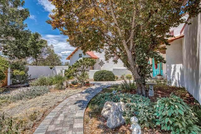 10 Lomas Ct, Edgewood, NM 87015 (MLS #201904278) :: The Desmond Group