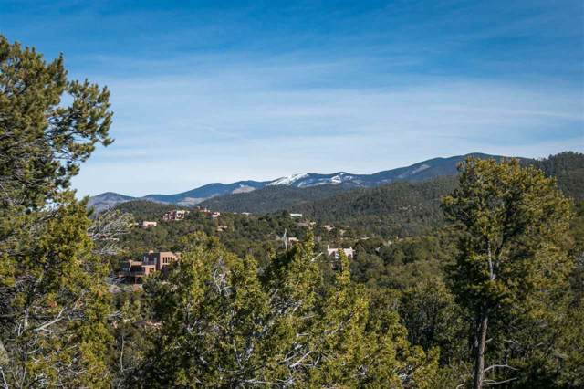 1064 Summit Ridge (Lot 12 High Summit), Santa Fe, NM 87501 (MLS #201904291) :: The Desmond Group