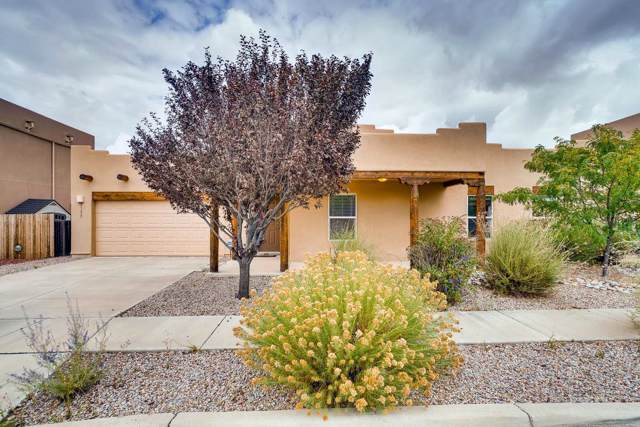 7133 Mesa Del Oro, Santa Fe, NM 87507 (MLS #201904297) :: The Desmond Group