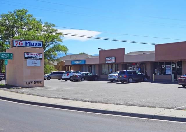 527 N Riverside Dr., Espanola, NM 87532 (MLS #201904303) :: The Desmond Group