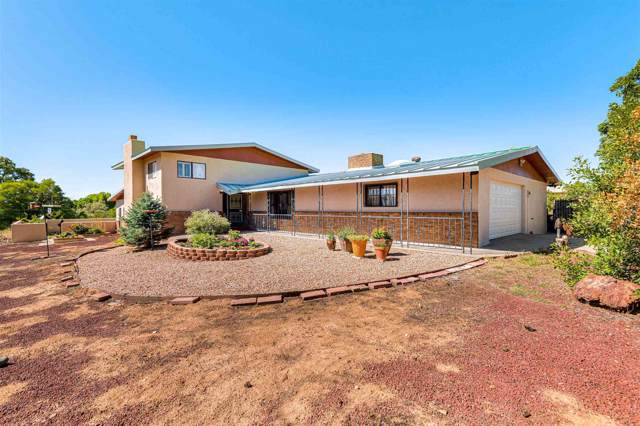5 Sunset Rd, Santa Fe, NM 87507 (MLS #201904309) :: The Desmond Hamilton Group