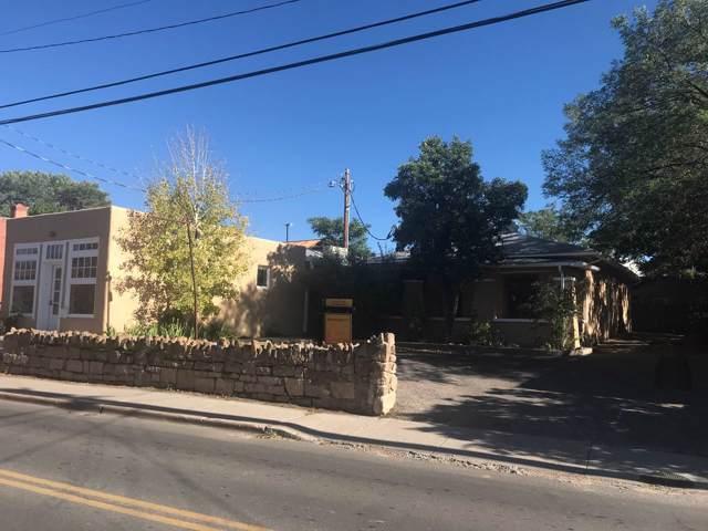 544 & 548 Agua Fria St, Santa Fe, NM 87501 (MLS #201904315) :: The Desmond Group