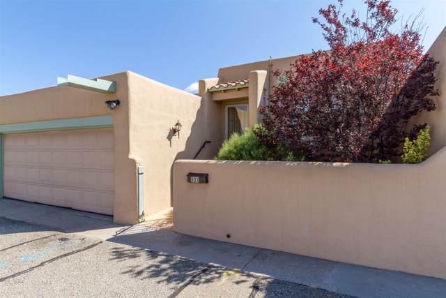 803 Loma Boreal, Santa Fe, NM 87501 (MLS #201904331) :: The Desmond Group