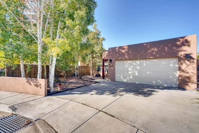 828 Osito Place, Santa Fe, NM 87505 (MLS #201904340) :: The Very Best of Santa Fe
