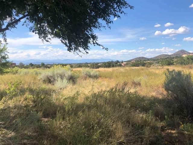 0 Ave Vista Grande, Santa Fe, NM 87508 (MLS #201904341) :: The Very Best of Santa Fe