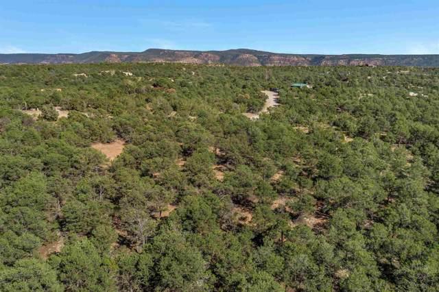 33 Cresta Pequena, Santa Fe, NM 87505 (MLS #201904346) :: The Desmond Group