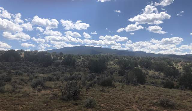 Lot 2 Los Cuervos, Abiquiu, NM 87064 (MLS #201904357) :: The Very Best of Santa Fe