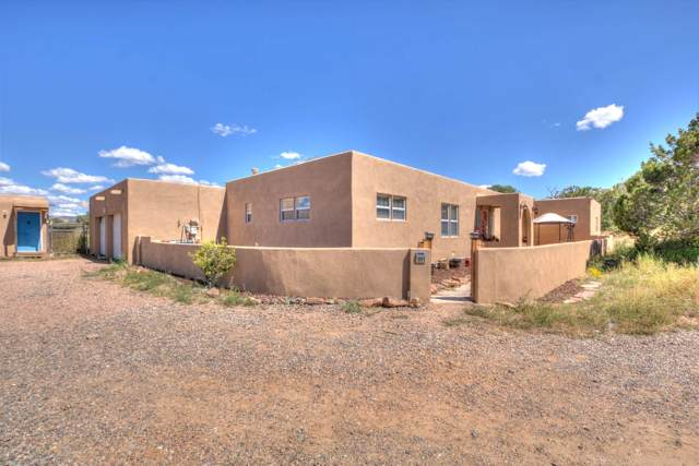 27 Domingo Rd, Eldorado, NM 87508 (MLS #201904366) :: The Desmond Group