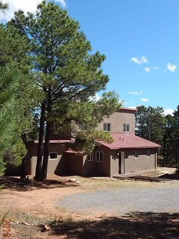 46 Blue Jay Way, Rowe, NM 87562 (MLS #201904388) :: The Very Best of Santa Fe