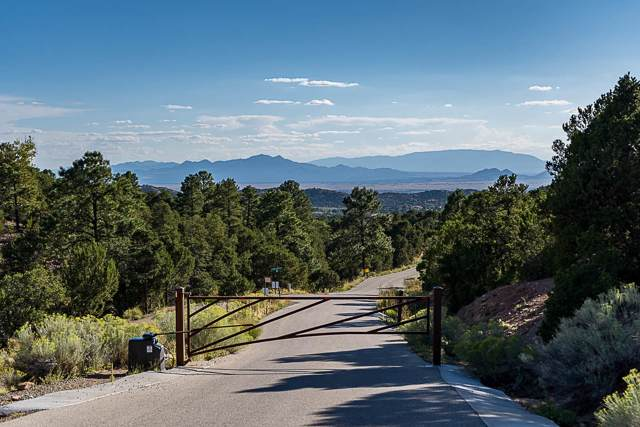 4A Ponderosa Ridge Lot 2, Santa Fe, NM 87505 (MLS #201904391) :: The Desmond Group