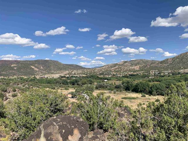 436 County Road 59 A-1-A, Velarde, NM 87538 (MLS #201904403) :: The Desmond Group