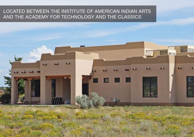 62 A Van Nu Po, Santa Fe, NM 87508 (MLS #201904414) :: Berkshire Hathaway HomeServices Santa Fe Real Estate