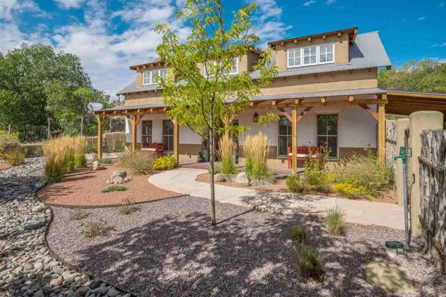 97-B Camino Chupadero, Santa Fe, NM 87506 (MLS #201904427) :: Berkshire Hathaway HomeServices Santa Fe Real Estate