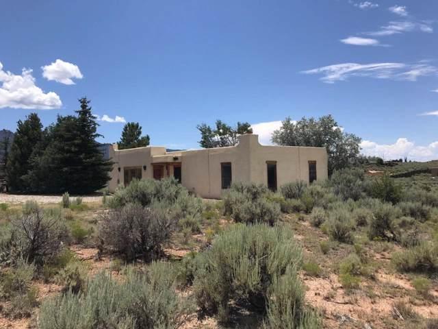 32 Camino Campana, Taos, NM 87571 (MLS #201904449) :: The Desmond Group