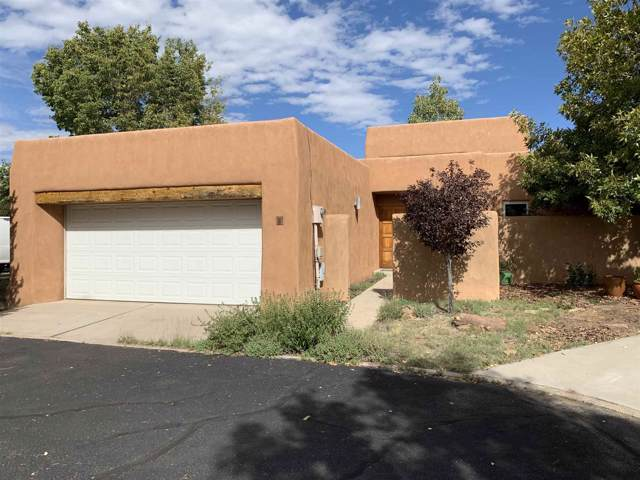 2716 Herradura F, Santa Fe, NM 87505 (MLS #201904466) :: The Desmond Group
