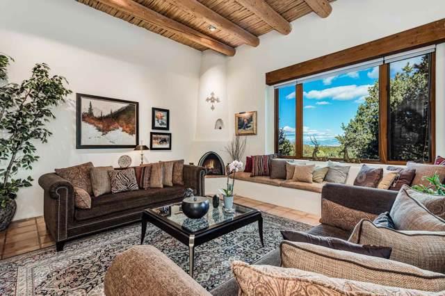 23 Thistle Lane, Santa Fe, NM 87506 (MLS #201904467) :: The Desmond Group