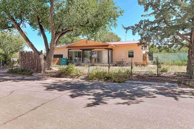 401 Cortez Pl, Santa Fe, NM 87501 (MLS #201904477) :: The Desmond Group