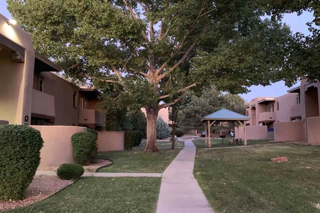 601 W San Mateo #61, Santa Fe, NM 87505 (MLS #201904481) :: The Desmond Group