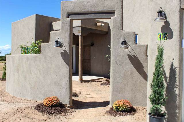 16 Encantado Road, Santa Fe, NM 87508 (MLS #201904493) :: The Desmond Group