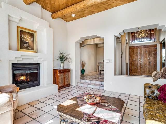 40 Camino Dimitrio, Santa Fe, NM 87508 (MLS #201904504) :: The Very Best of Santa Fe