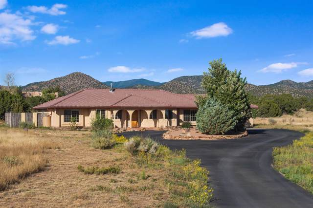 32 Fonda Road, Santa Fe, NM 87508 (MLS #201904505) :: The Desmond Group