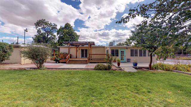 1021 Simmons Lane, Espanola, NM 87532 (MLS #201904509) :: The Desmond Group