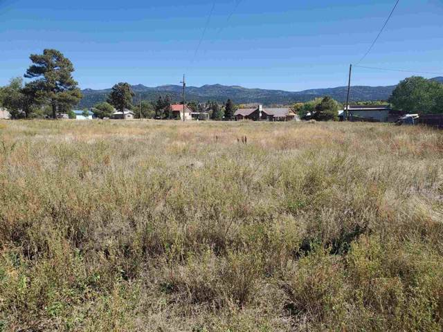 South Maple, Chama, NM 87520 (MLS #201904528) :: The Desmond Group